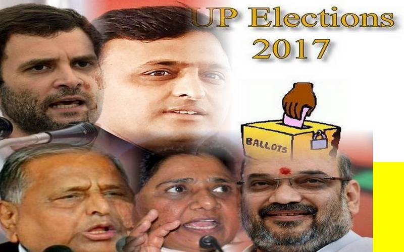 Assembly Elections in UP, 2017