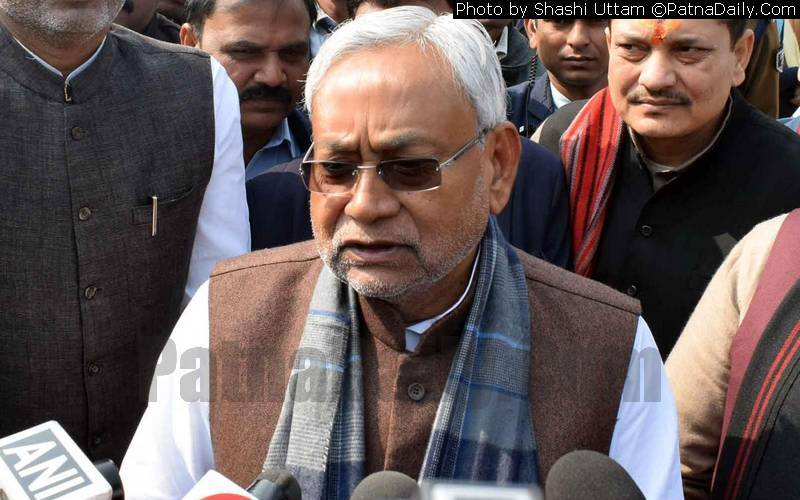 Nitish loses temper over Pavan Varma's letter to him.