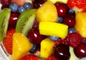 Indian Fruit Salad