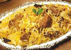 Huzoor Pasand Pulao (Pilaf)