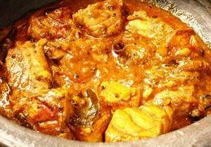 Machhli Dum (Spicy Fish)