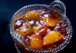 Aam ka Meetha Achaar (Sweet Mango Pickle)