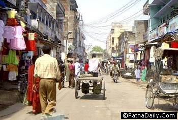 The city of Patna