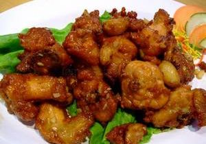 Lasuni Murg (Garlic Chicken)