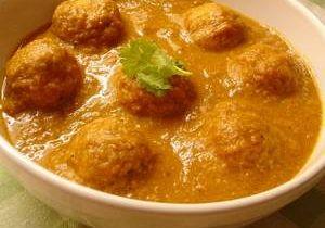 Nargisi Kofta Curry